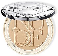 Fragrances, Perfumes, Cosmetics Mineral Mattifying Powder - Dior Diorskin Mineral Nude Matte Powder