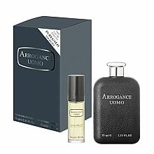 Fragrances, Perfumes, Cosmetics Arrogance Uomo - Set (edt/75ml+edt/30ml)