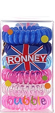 Fragrances, Perfumes, Cosmetics Hair Ring - Ronney Professional Funny Ring Bubble 4