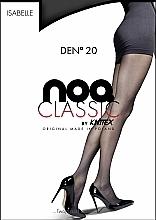"Fragrances, Perfumes, Cosmetics Women Tights ""Isabelle"" 20 Den, nero - Knittex"