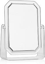 Fragrances, Perfumes, Cosmetics Double-Sided Square Mirror, 19.5x14.5 cm - Titania