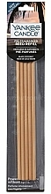 Fragrances, Perfumes, Cosmetics Fragranced Reed Diffusers Refill - Yankee Candle Black Coconut Pre-Fragranced Reed Refill