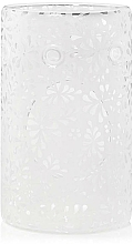 Fragrances, Perfumes, Cosmetics Glass Melt Warmer - Yankee Candle Sheridan Flower Glass Wax Melt Warmer
