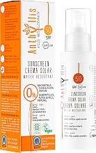 Fragrances, Perfumes, Cosmetics Waterproof Sun Cream SPF50 - Anthyllis Sunscreen Creama Solar Water Resistant
