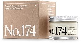 Fragrances, Perfumes, Cosmetics Regenerating Night Face Cream - Make Me Bio Receptura 174