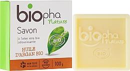 Fragrances, Perfumes, Cosmetics Natural Argan Oil Soap - Biopha Organic Soap Organic Argan Oil