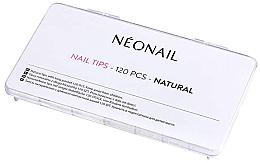 Fragrances, Perfumes, Cosmetics Natural Tips - NeoNail Professional Nail Tips Natural