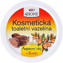 Fragrances, Perfumes, Cosmetics Face Cream - Bione Cosmetics Argan Oil Vaseline Cream