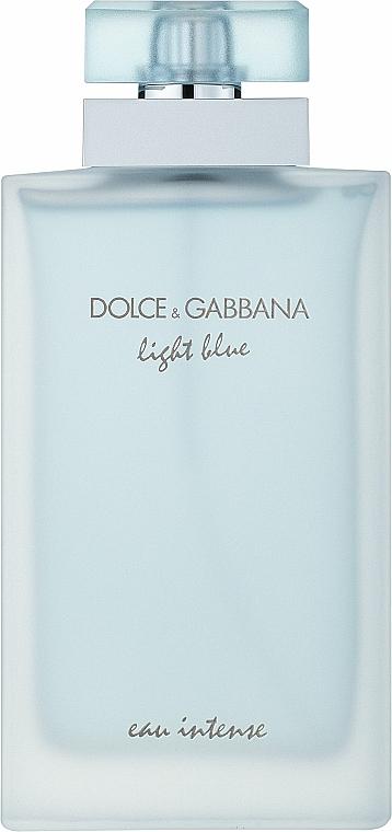 Dolce & Gabbana Light Blue Eau Intense - Eau de Parfum