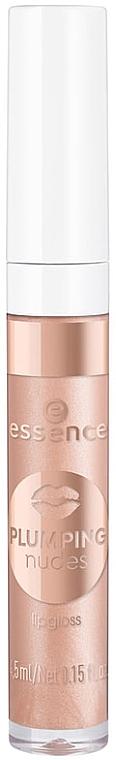 Lip Gloss - Essence Plumping Nudes Lipgloss