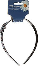 Fragrances, Perfumes, Cosmetics Hair Hoop with Crown 27567, light blue - Top Choice