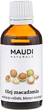 Fragrances, Perfumes, Cosmetics Macadamia Oil - Maudi
