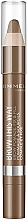 Fragrances, Perfumes, Cosmetics Brow Pomade - Rimmel Brow This Way Brow Pomade