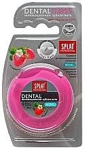 Fragrances, Perfumes, Cosmetics Dental Floss with Strawberry Flavor - SPLAT