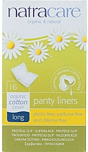 Fragrances, Perfumes, Cosmetics Daily Sanitary Pads, 16 pcs - Natracare Ultra Thin Panty Liners