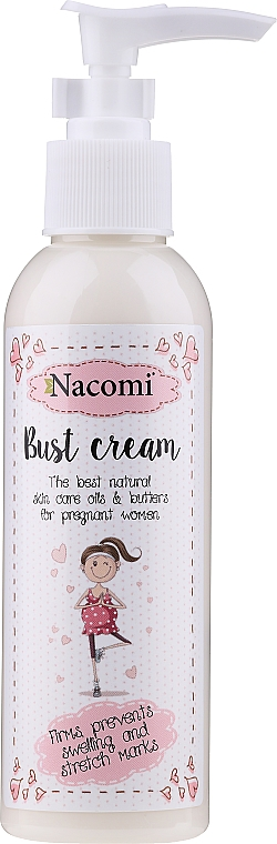 Bust Lotion - Nacomi Pregnant Care Bust Cream