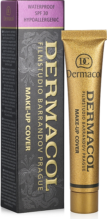 High Coverage Foundation - Dermacol Make-Up Cover