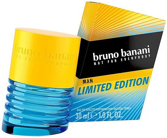 Bruno Banani Man Limited Edition 2021 - Eau de Toilette  — photo N1