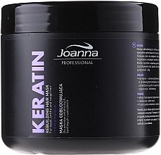Fragrances, Perfumes, Cosmetics Keratin Hair Mask - Joanna Professional