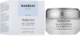Fragrances, Perfumes, Cosmetics Day and Night Cream for Dry Skin - Marbert Basic Care Daily Care
