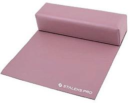 "Fragrances, Perfumes, Cosmetics Armrest ""Maxi"" with Mat, pink - Staleks Pro Expert 11 Type 1"