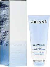 Fragrances, Perfumes, Cosmetics Anti-Cellulite Cream - Orlane S.O.S. Minceur Slimming Detox and Intense Remodeling