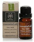 "Fragrances, Perfumes, Cosmetics Essential Oil ""Tea Tree"" - Apivita Aromatherapy Organic Tea Tree Oil"
