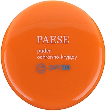 Fragrances, Perfumes, Cosmetics Face Compact Powder - Paese Powder SPF30