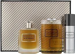 Fragrances, Perfumes, Cosmetics Trussardi Riflesso Man Set - Set (edt/100ml + sh/g/200ml + deo/100)