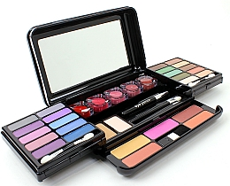 Fragrances, Perfumes, Cosmetics Makeup Set - Makeup Trading Schmink Set 51 Teile Exclusive Complete Makeup Palette