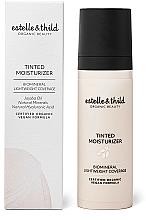 Fragrances, Perfumes, Cosmetics Moisturizing Foundation - Estelle & Thild Tinted Moisturizer