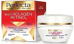 Fragrances, Perfumes, Cosmetics Face Cream - Dax Cosmetics Perfecta Multi-Collagen Retinol Face Cream 40+