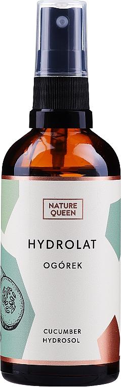 Cucumber Hydrolat - Nature Queen Cucumber Hydrolat