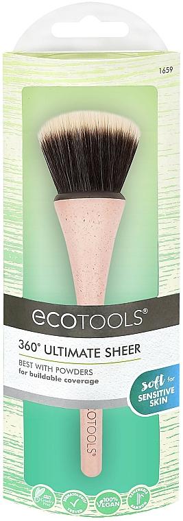 Powder Brush - EcoTools 360° Ultimate Sheer Brush