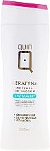 Fragrances, Perfumes, Cosmetics Keratin & Vitamin Hair Conditioner - Silcare Quin Keratin & Vitamins Hair Conditioner