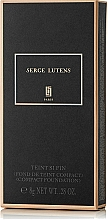 Fragrances, Perfumes, Cosmetics Face Powder - Serge Lutens Teint Si Fin Compact Foundation