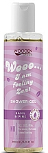 Fragrances, Perfumes, Cosmetics Shower Gel - Wooden Spoon I am feeling Zen! Shower Gel