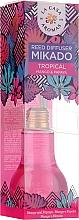 """Fragrances, Perfumes, Cosmetics Reed Diffuser """"Mango and Papaya"""" - La Casa de Los Aromas Mikado Reed Diffuser"""