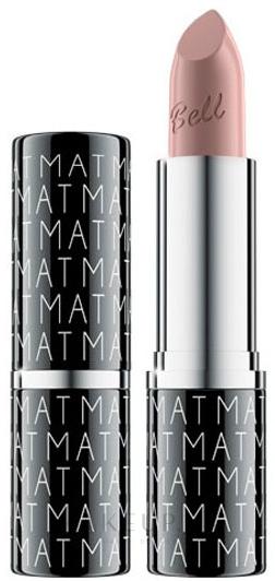 Matte Lipstick - Bell Velvet Mat Lipstick — photo 01 - Naked Nude