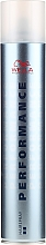 Fragrances, Perfumes, Cosmetics Extra Strong Hold Hair Spray - Wella Professionals Performance Hairspray