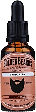 Fragrances, Perfumes, Cosmetics Toscana Beard Oil - Golden Beards Beard Oil