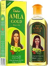 "Fragrances, Perfumes, Cosmetics Hair Oil ""Golden"" - Dabur Amla Gold Hair Oil"