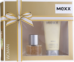 Fragrances, Perfumes, Cosmetics Mexx Woman - Set (edt 20ml + b/l 50ml)