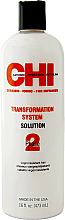 Fragrances, Perfumes, Cosmetics Straightening Fluid, formula A, phase 2 - CHI Transformation Bonder Formula A