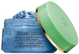 Fragrances, Perfumes, Cosmetics Tone-Up Body Scrub - Collistar Speciale Corpo Perfetto Toning Talasso-Scrub