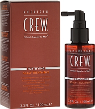 Fragrances, Perfumes, Cosmetics Fortifying Scalp Treatment - American Crew Fortifying Scalp Revitalizer