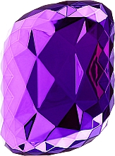Fragrances, Perfumes, Cosmetics Hair Brush - Twish Spiky Hair Brush Model 4 Diamond Purple