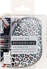 Fragrances, Perfumes, Cosmetics Hair Brush - Tangle Teezer Compact Styler Punk Leopard