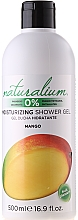 "Fragrances, Perfumes, Cosmetics Nourishing Shower Gel Cream ""Mango"" - Naturalium Bath And Shower Gel Mango"