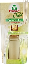"""Fragrances, Perfumes, Cosmetics Air Freshener with Natural Oil """"Lemongrass"""" - Frosch Oase"""